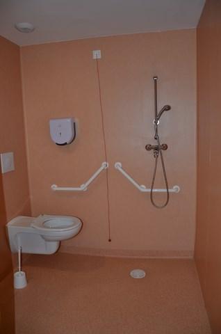 Etablissement d 39 h bergement pour personnes ag es d pendantes - Salle de bain hopital ...